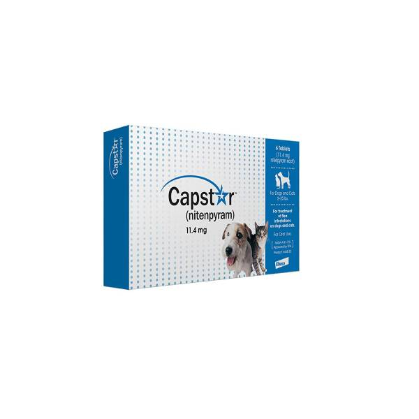 Best Oral Medication: Novartis Capstar Flea Tablets