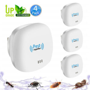 Tomu Ultrasonic Pest Repeller