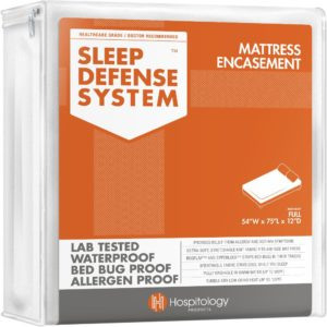Hospitology Products Sleep Defense System